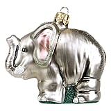Nordstrom at Home Elephant Handblown Glass Ornament