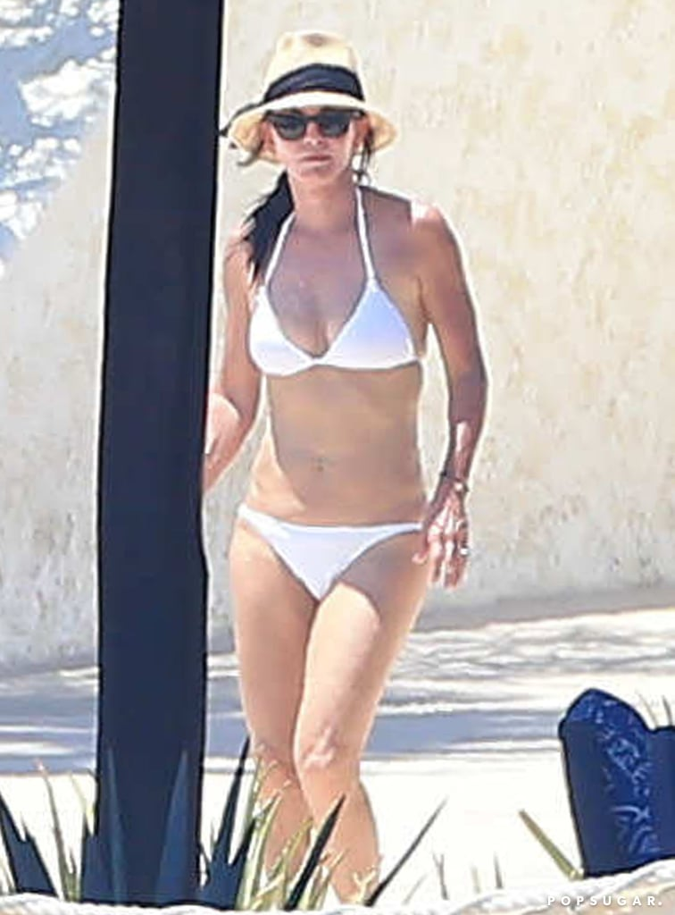 Courteney Cox Is Back in a Bikini and Still Looking Superhot
