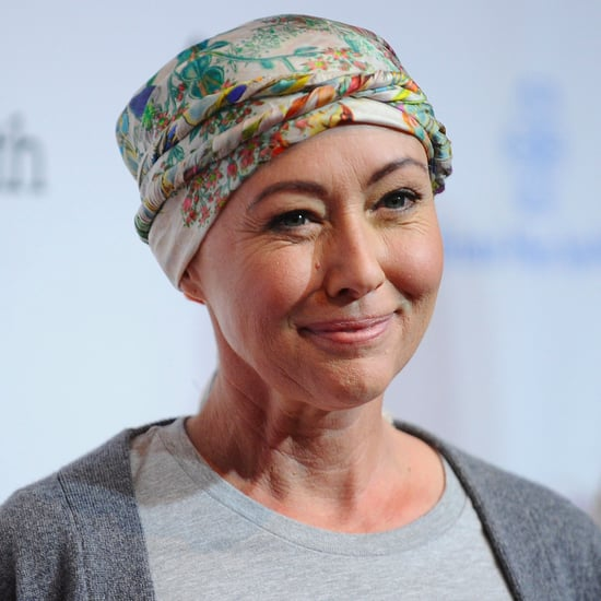 Shannen Doherty Posting About Chemotherapy on Instagram