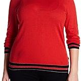 Joe Fresh Metallic Stripe Sweater