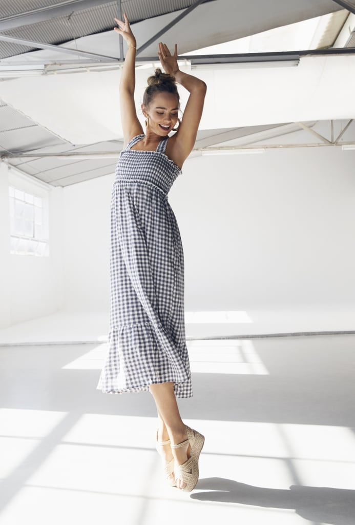 Sportsgirl Gingham Dress ($120)