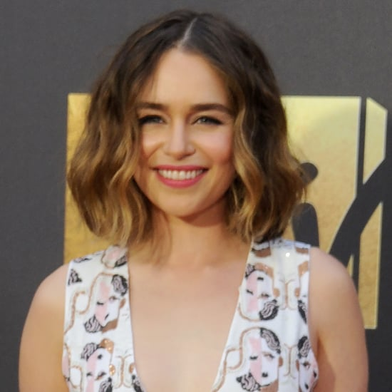 Emilia Clarke und Ed Skrein bei den MTV Movie Awards