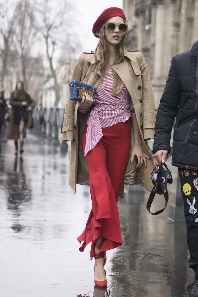 bfa0164163a5 Best Paris Fashion Week Street Style Fall 2017