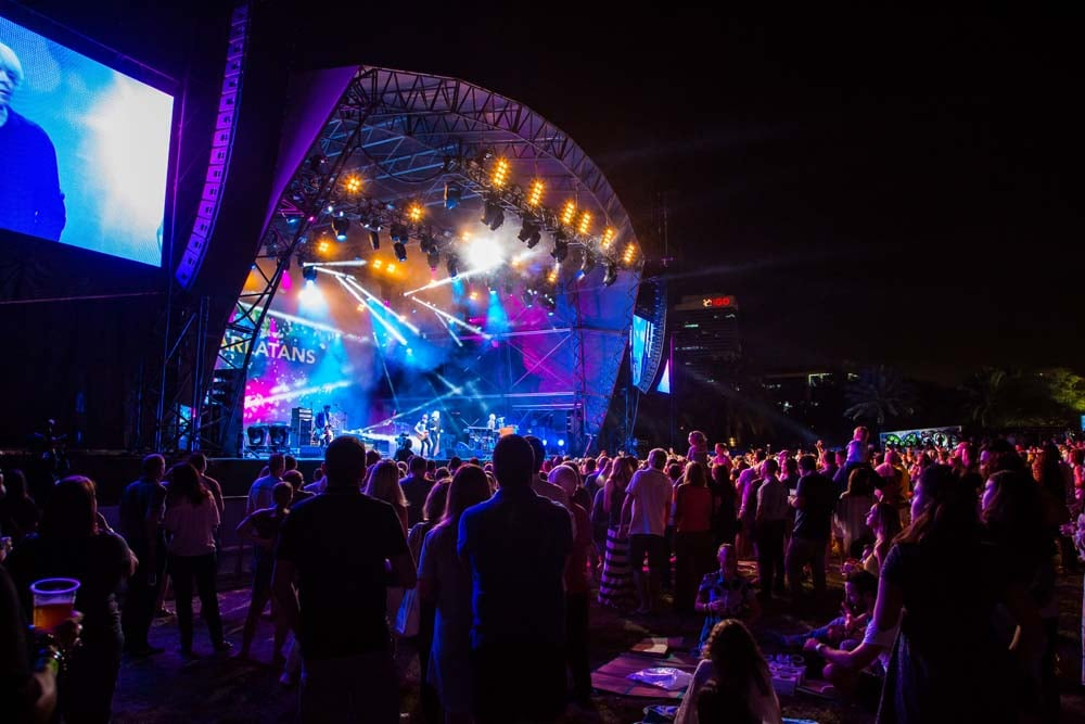 Acts Set To Headline Dubai's Party in the Park 2019