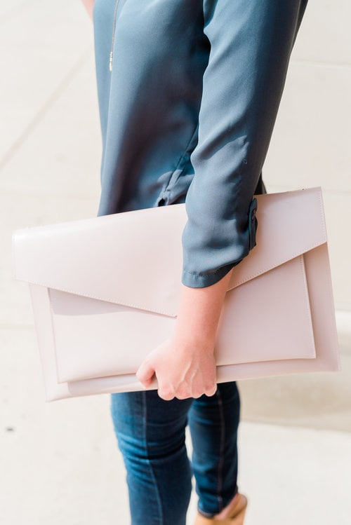 The Hepburn Laptop Bag