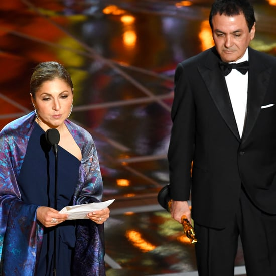 Asghar Farhadi Academy Awards Speech 2017