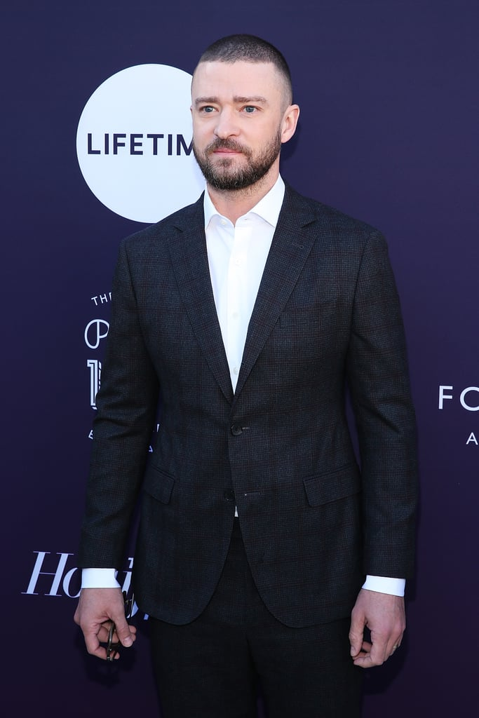 Justin Timberlake at Women in Entertainment Breakfast 2017