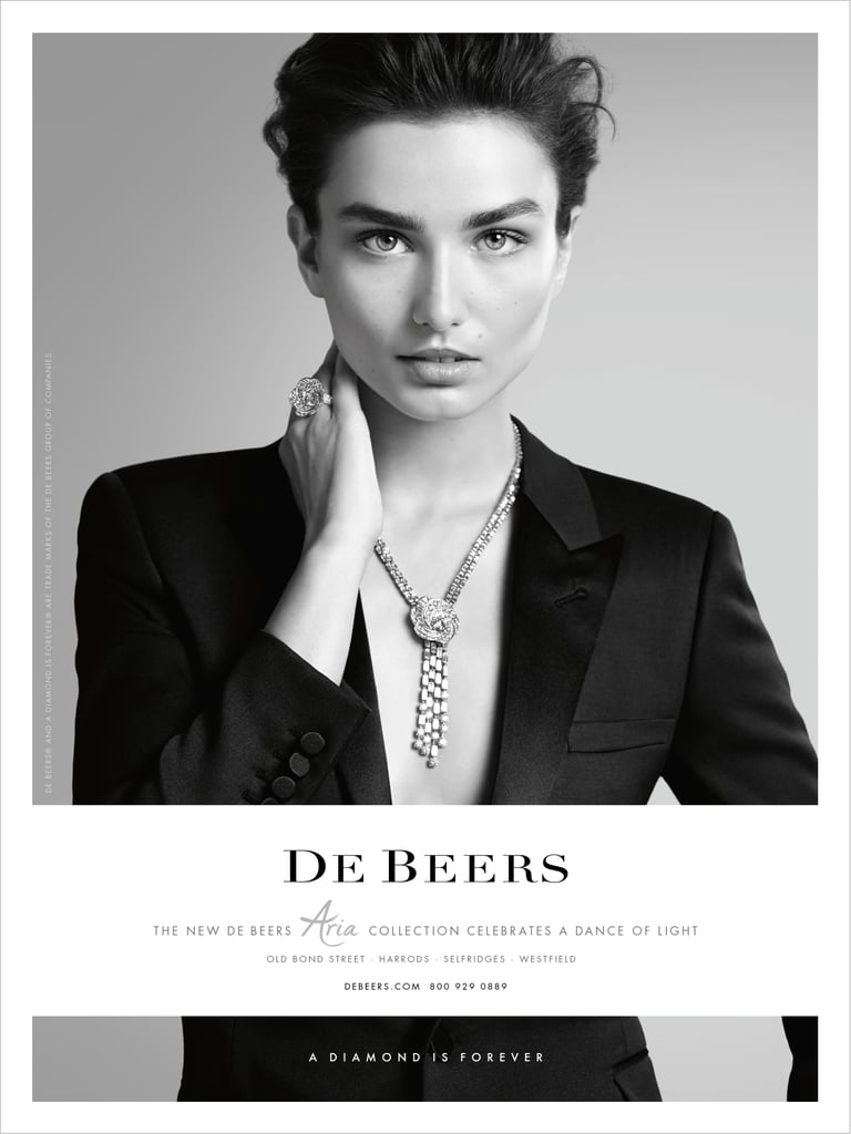 De Beers Diamond Jewellers Fall 2014