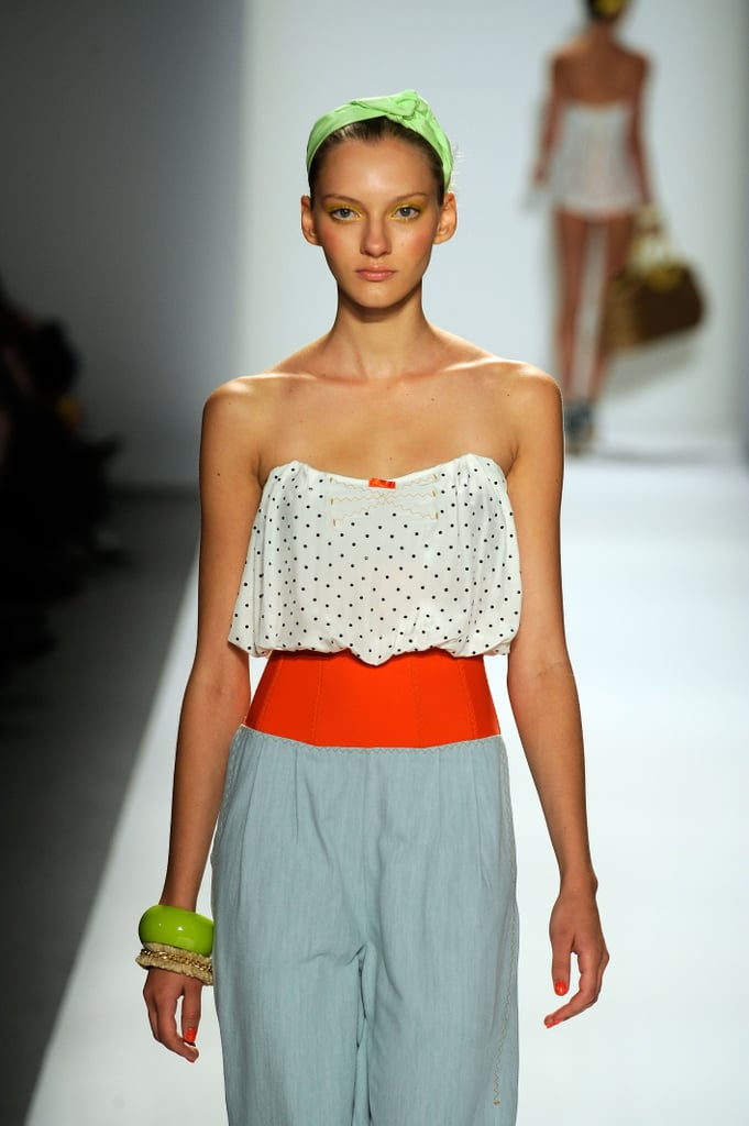 New York Fashion Week: Rosa Cha Spring 2010