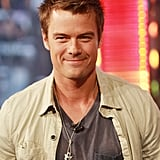 Josh kept things casual for a TRL visit in June 2007.