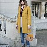 The Knee-Length Coat