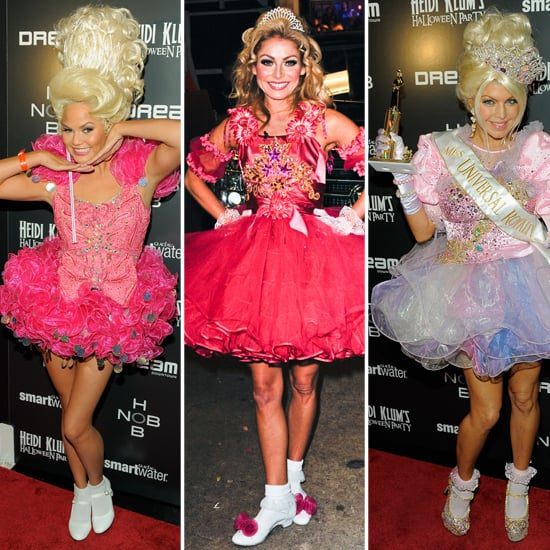 Toddlers and tiaras halloween costumes 2017