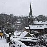 Ripponden, West Yorkshire