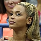 Beyonce and Jay Z Watching Serena Williams US Open