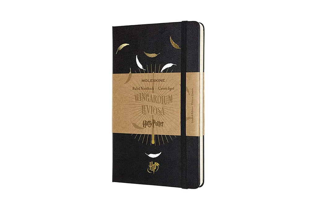 Moleskine Ltd. Edition Harry Potter Notebook