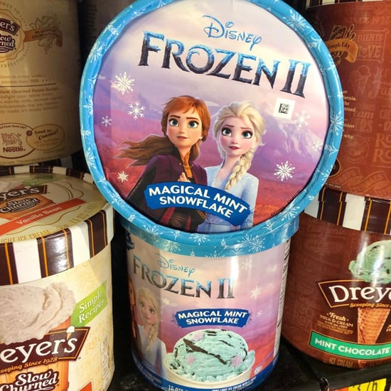 Edy's Frozen 2 Ice Cream Flavors