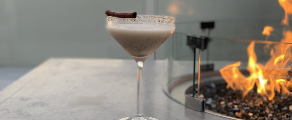 Gingerbread Martini Recipe