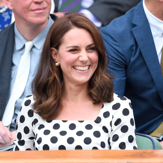 Duchess of Cambridge Blow Dry