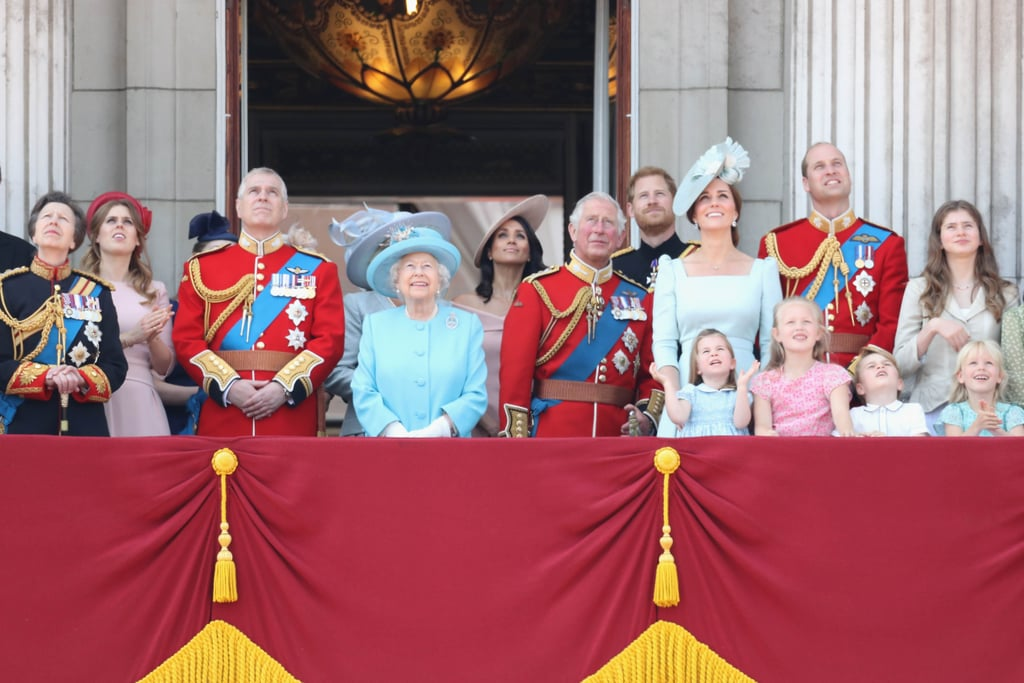Surprising Royal Family Facts From 2018