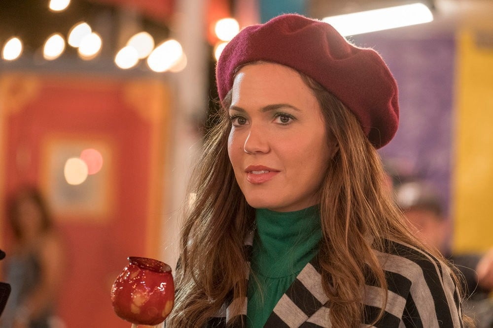 How Old Is Mandy Moore?