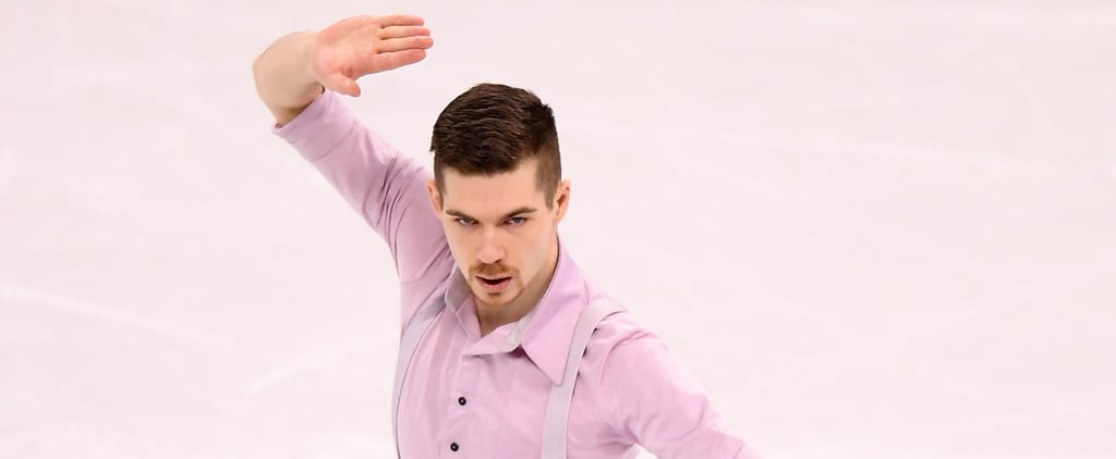 """OMG: Our Jazz Hands Can't Handle This Swingy Figure Skating Routine to """"Wonderwall"""""""