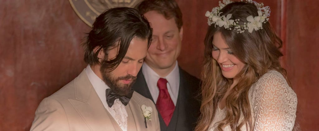 Mandy Moore's Boho Wedding Dress Will Be on Your Mind All Day