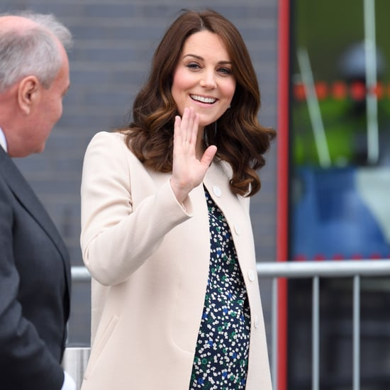 St. Mary's Hospital Painted For Royal Baby