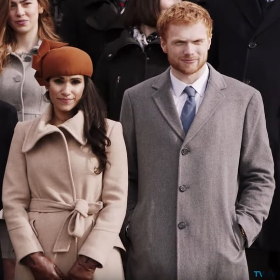 Harry & Meghan: Becoming Royal Lifetime Movie Trailer