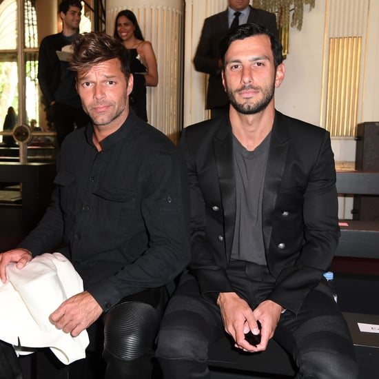 Ricky Martin Is Engaged to Jwan Yosef