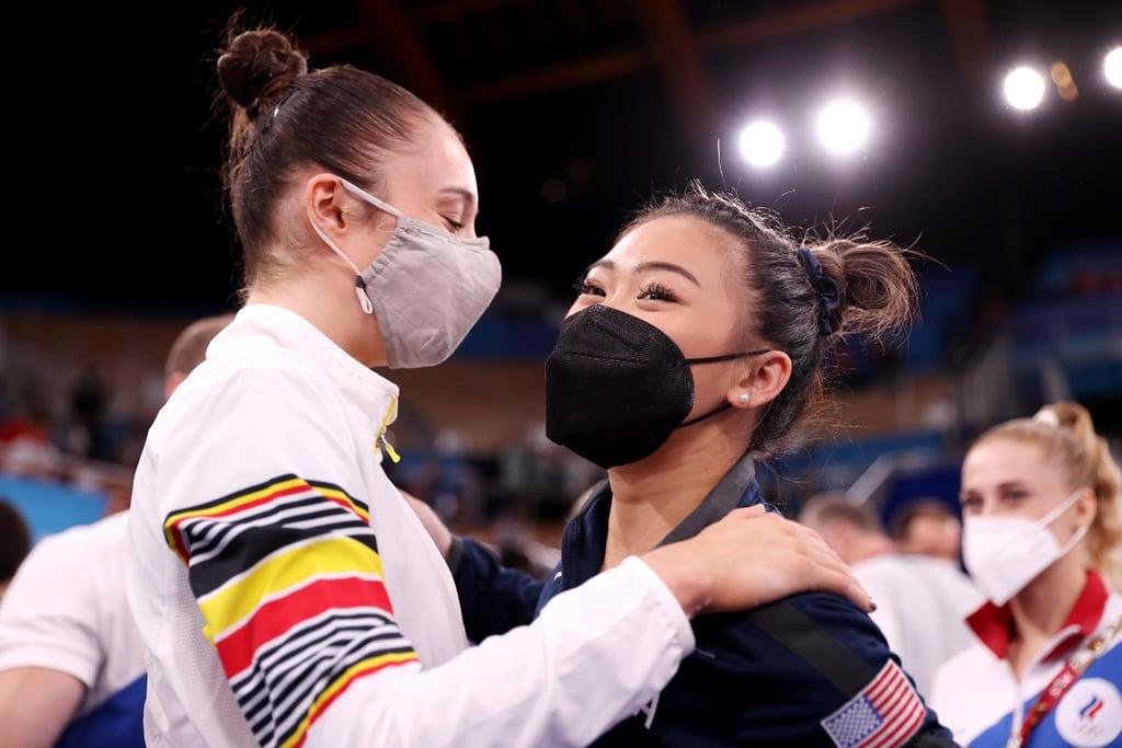 Sunisa Lee Wins Bronze in Bars Final at Tokyo Olympics