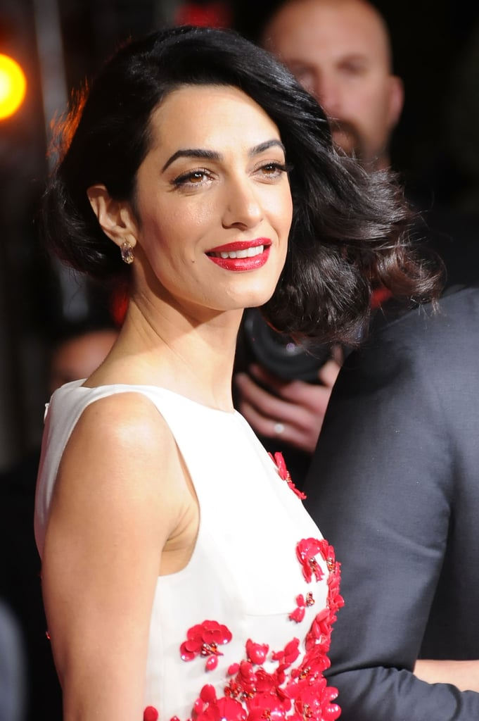Amal Clooney Takes Us Right Back to Her Wedding Weekend With Just 1 Dress
