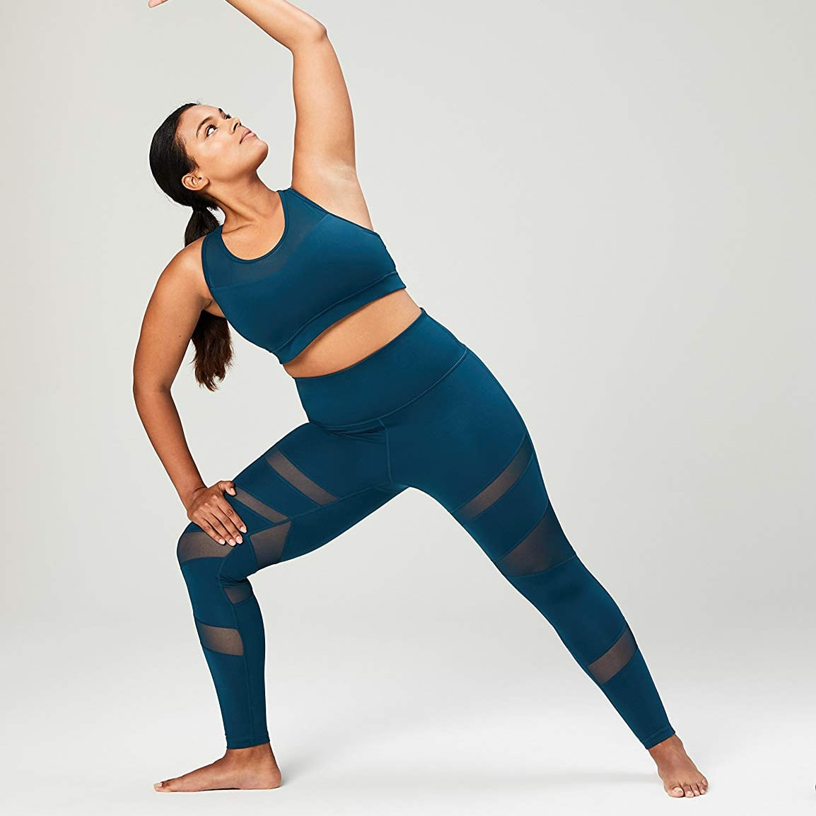 Best Plus Size Workout Clothes From Amazon Popsugar Fitness