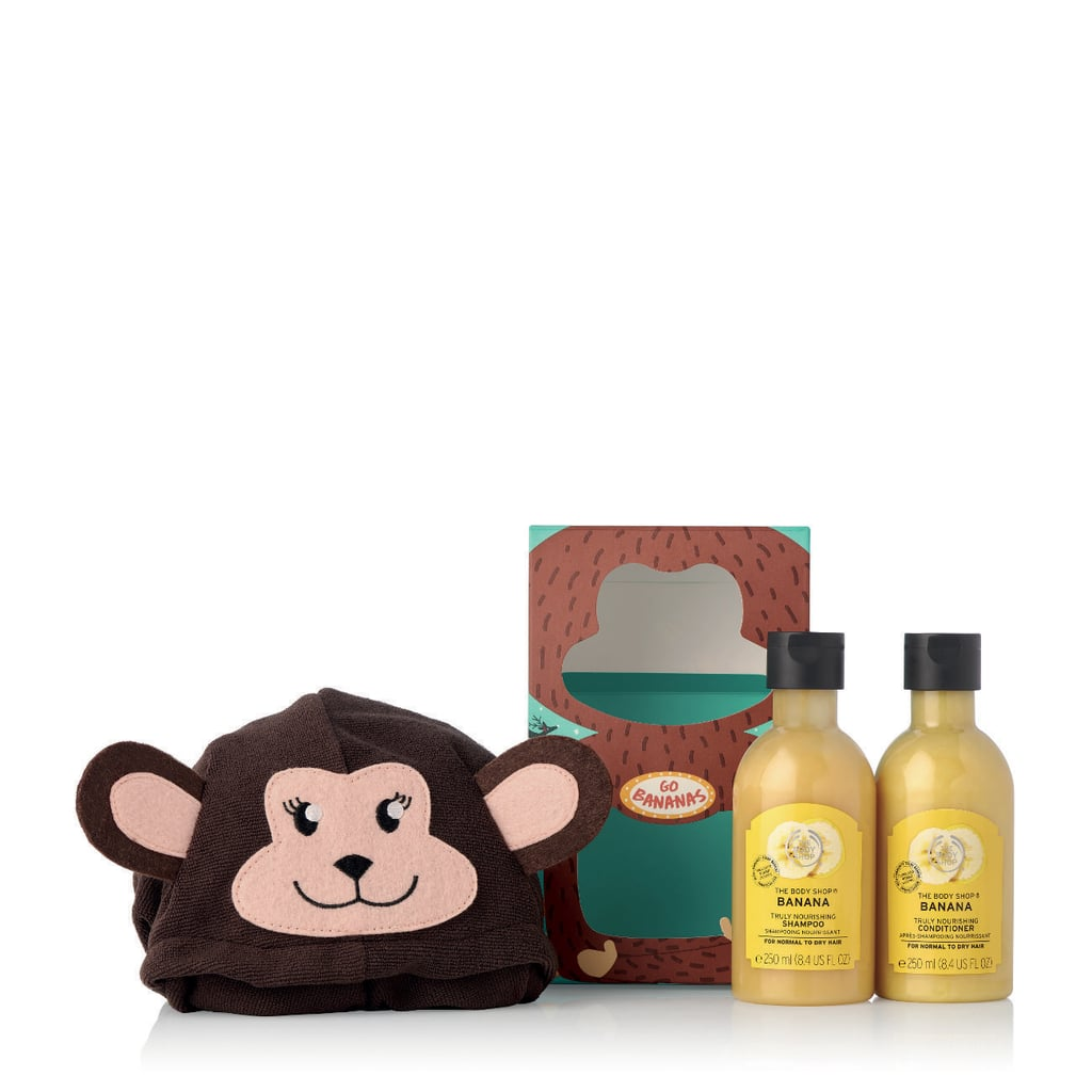 Christmas Gift Sets 2019.The Body Shop Go Bananas Haircare Gift Set The Body Shop