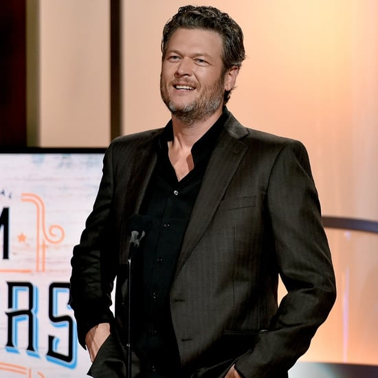 Blake Shelton and Miranda Lambert at ACM Honors 2016