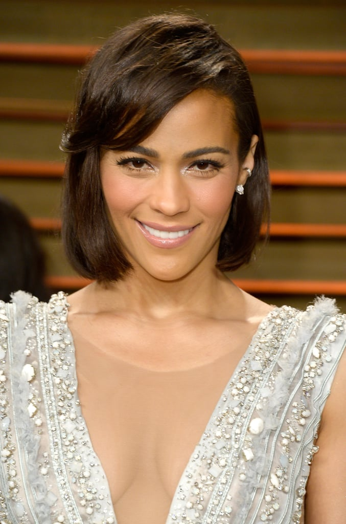 Paula Patton at Vanity Fair Party