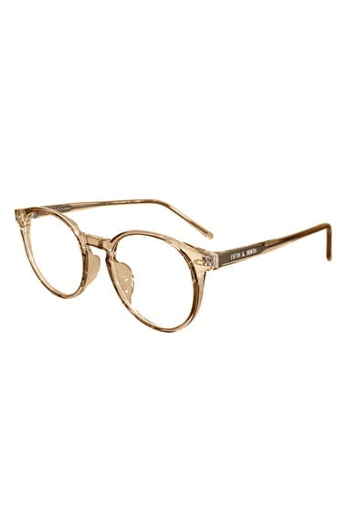 Fifth and Ninth Chandler 46mm Blue Light Filtering Glasses