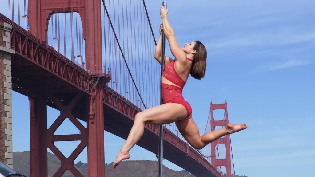 Watch 14 of Amy Bond's Best Pole Dance Tricks and Routines