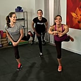 Lower Body, 10-Minute Workout From Holly Perkins