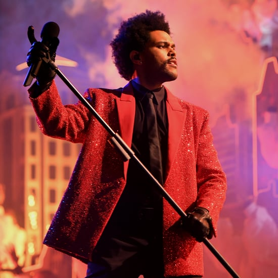 Check Out The Weeknd's Super Bowl Halftime Show Photos