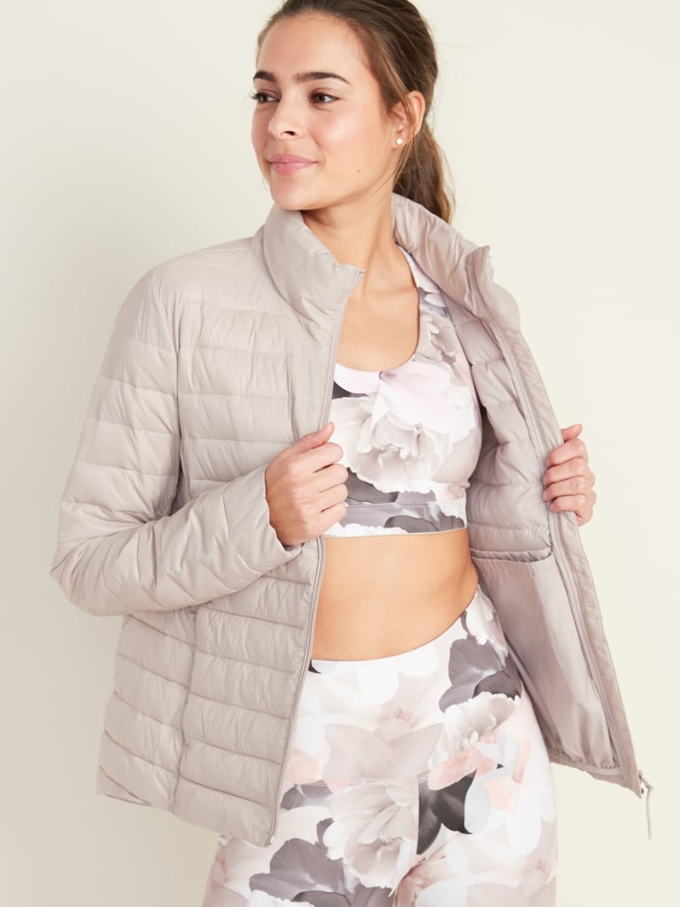 Old Navy Packable Puffer Jacket