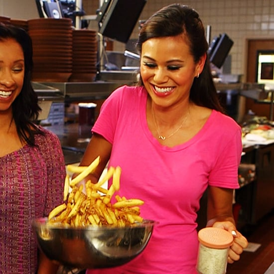 Deep-Fried French Fries Recipe | Video