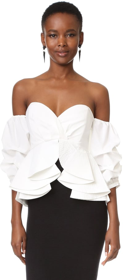 One by Stylekeepers Reveal & Conceal Off-Shoulder Top