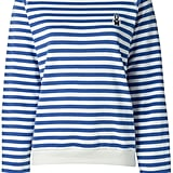 Peter Jensen Horizontal Stripe Sweatshirt ($157)