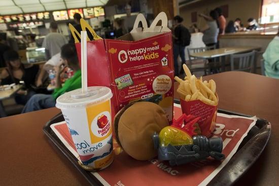 Dr. Oz on Kids Eating Fast Food