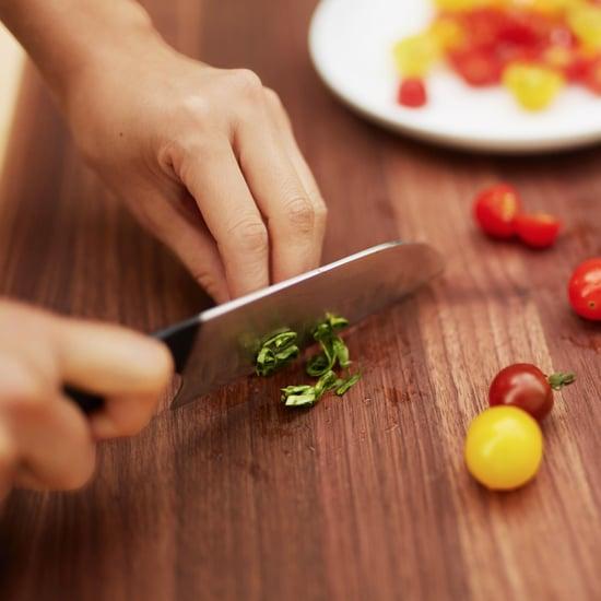 إلى أي درجة يجب أن تكون السكين حادّة?
