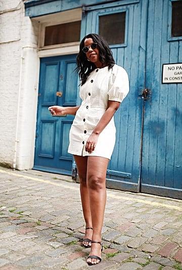 How to Wear a Mini Dress