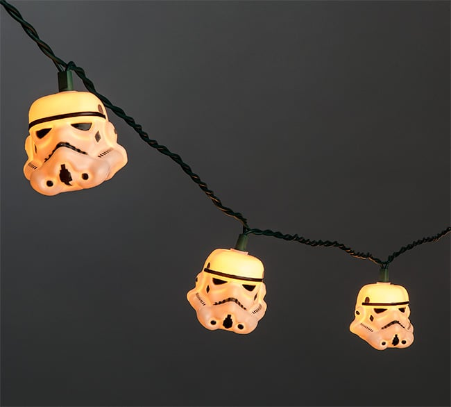 Star Wars Stormtrooper String Lights