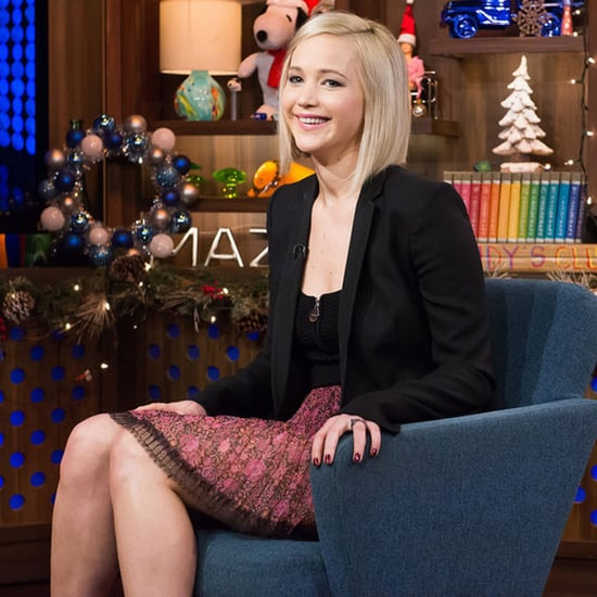 Jennifer Lawrence Talks Justin Bieber on WWHL