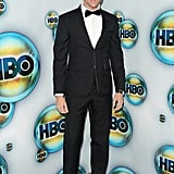 Brad Goreski went to the HBO Golden Globes party.