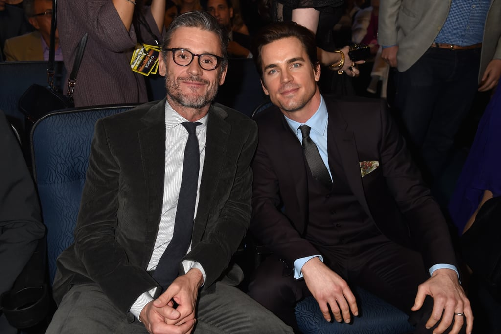 Matt Bomer and Simon Halls Cute Pictures | POPSUGAR ...